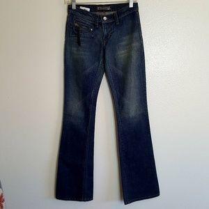 Joe's Jeans Thunder Boot Cut dark wash Jeans 24